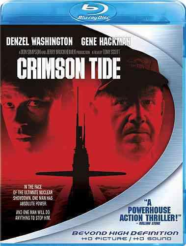 CRIMSON TIDE BY WASHINGTON,DENZEL (Blu-Ray)
